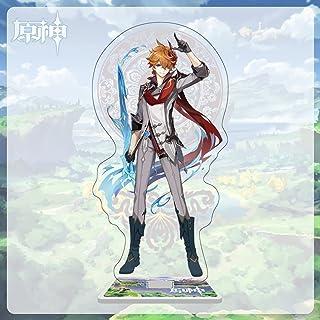 「原神」 公式グッズ 璃月港シリーズ アクリルスタンド キャラクター Genshin ゲーム miHoYo タルタリヤ