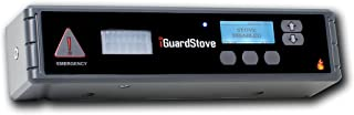 iGuardStove Smart Automatic Stove Shut Off with 24/7 Activity Tracking,4 prong electric stove...
