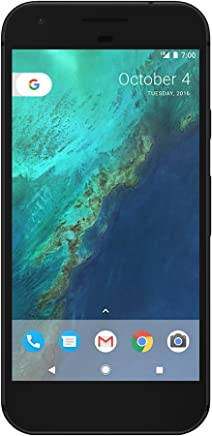 $198 Get Google Pixel XL 128GB Unlocked GSM Phone w/ 12.3MP Camera - Quite Black