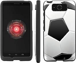 [ArmorXtreme] Case for Motorola Droid MAXX (XT1080M) / Droid Ultra (XT1080) [Designer Image Shell Hard Cover Case] - [Soccer]