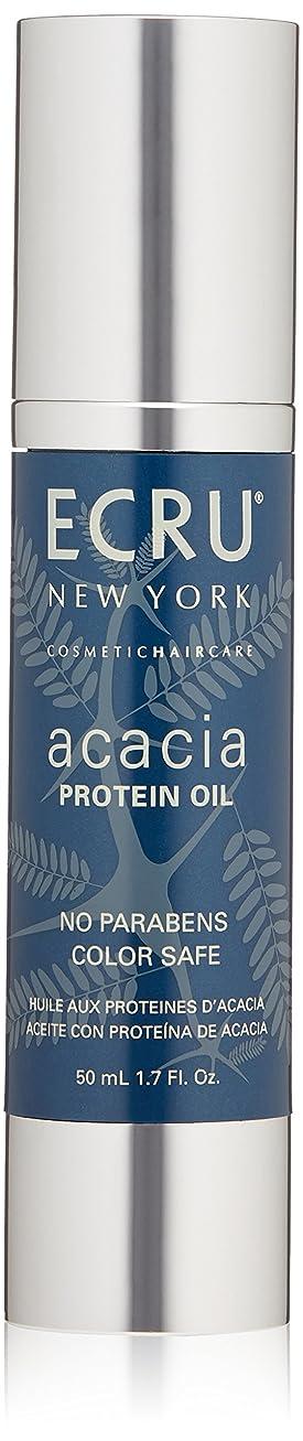 ペンダントサイクロプスつらいEcru New York Acacia Protein Oil, 1.7 Ounce by Ecru New York