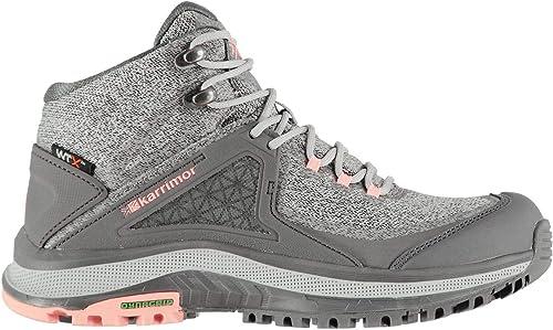 Karrimor Stanedge Wtx Chaussures Marche Femmes Randonnée Trekking Chaussures Chaussures Chaussures