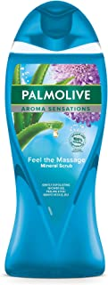 Palmolive Aroma Moments Feel the Massage Exfoliating Shower Gel, 500 ml