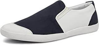 Marc Loire Men Casual Slip On Shoes, Faux Leather Sneakers - ML0075140340-P