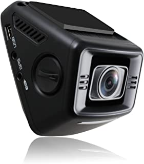 Máy thâu hình đặt trên xe ô tô – Dashboard Camera AUTO-VOX B60 FHD Mini Dash Cam Car Recorder with WDR G-Sensor Loop Recording One-Key One Camcorder 32G Card Included