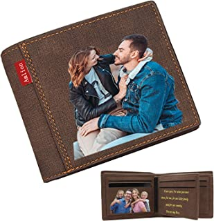 custom wallets for father's day