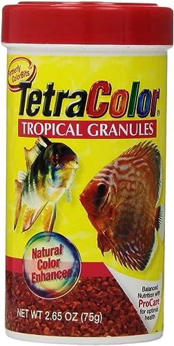 Tetra Tropical XL Color Granules 75g