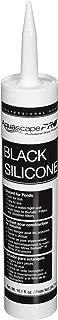 Aquascape Black Silicone Sealant, Safe for Fish, 10.1-ounce |29186