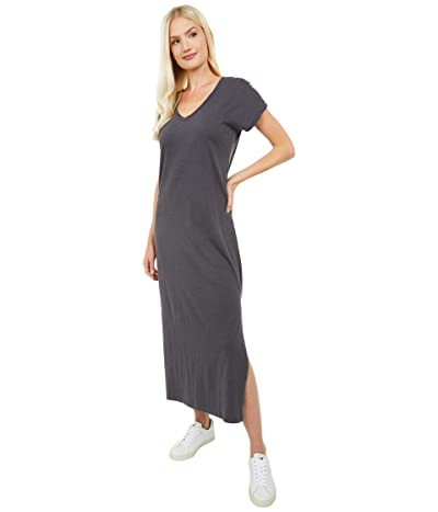 PACT Organic Cotton Market Maxi Dress (Storm) Women
