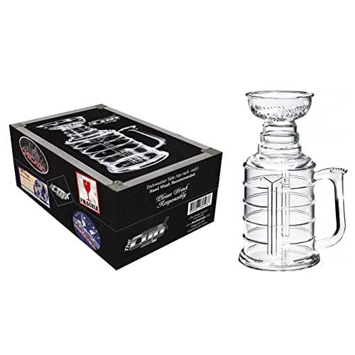 8cfed81941 The Hockey Cup 25 oz Beer Stein Mug With Case