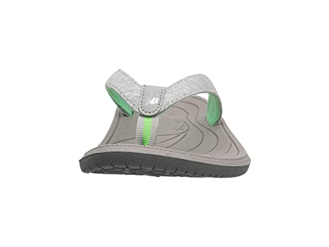 New Balance Cush+ Heathered Thong Grey/Green Stockist Online Cheap Sale Lowest Price Buy Cheap Low Shipping Fee Outlet 100% Guaranteed Top Quality Cheap Price OPuThuV