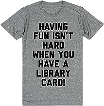 Arthur - Having Fun Isn't Hard When You Have A Library Card