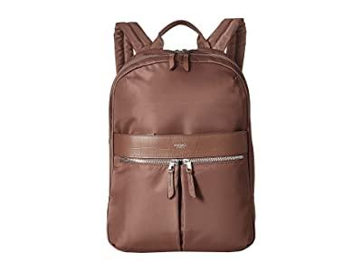 KNOMO London Mayfair Beauchamp Backpack (Fig) Backpack Bags