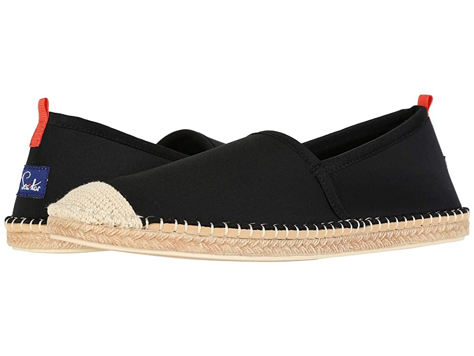 Sea Star Beachwear - Sea Star Beachwear Beachcomber Espadrille , Black