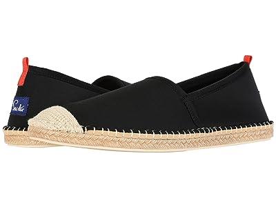 Sea Star Beachwear Beachcomber Espadrille Water Shoe (Black) Men