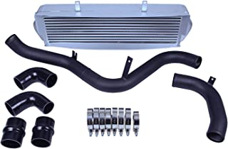 Rev9 ICK-056 ICK-056 Front Mount Intercooler Kit, FMIC Performance Upgrade, Bolt On, compatible with Ford Focus ST 2013-19