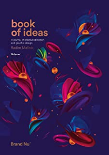 Book of Ideas - a journal of creative direction and graphic design - volume 1