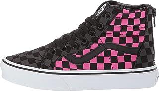 Vans Girl's Sk8-Hi Zip Skate Shoe
