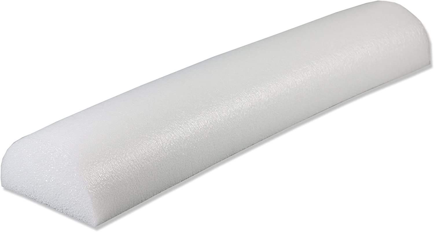 CanDo Jumbo Half Round Foam Inch Roller 8 36 SEAL limited product Sales x