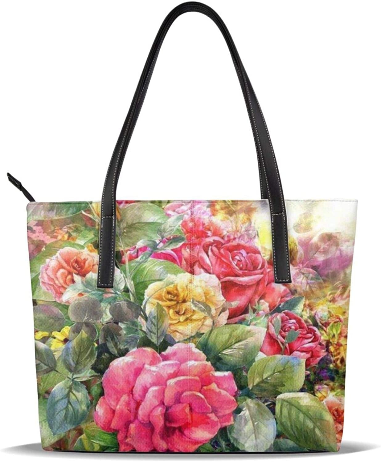 Weekly update Handbag Forest Deer Travel Gym Shopping Deluxe Tote Ba Reusable Grocery