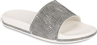 TWIN TOES Women's Flip-Flop Stylish Slipper
