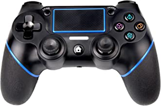 Sades PS4 Controller DualShock 4 Wireless Controller for Playstation 4 with Dual Viration and 3.5mm Jack - C200