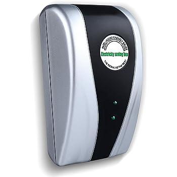 Heunwa Power Save, 90V-250V 30KW Electricity Saving Box, Energy Saver Saving Device for Household Office Market Factory(US Plug)