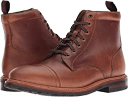 Foundry Cap Toe Lace-Up Boot