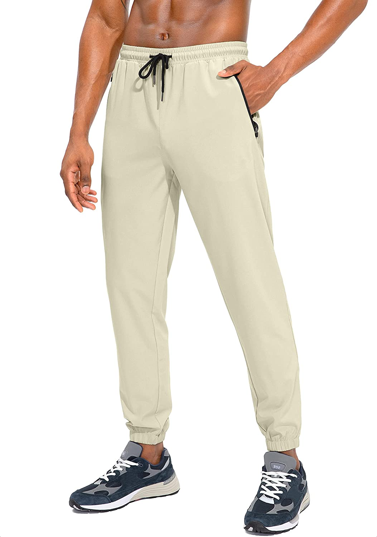 SANTINY Men's Lightweight Atlanta Mall Jogger Pants Running Athletic Workout All items free shipping