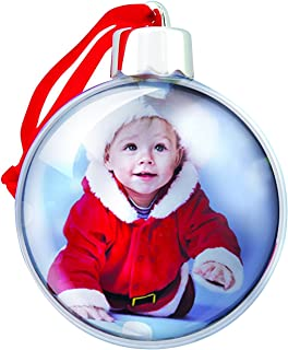 Best Photo Ornament Ball Review