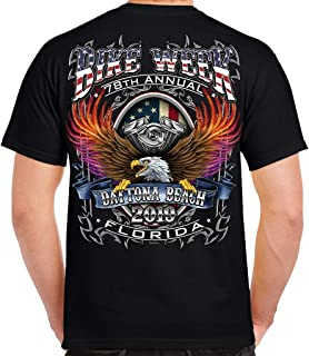 2019 Bike Week Daytona Beach B-Strong T-Shirt