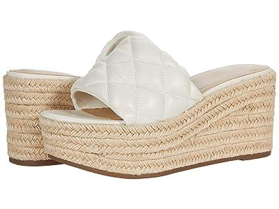 Marc Fisher LTD Velia (Ivory Leather) Women