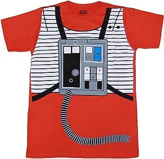 Luke Skywalker Flight Suit Costume T-Shirt