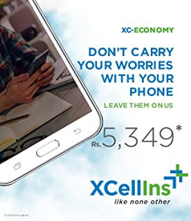 XCellIns Economy Accidental Damage, Theft/Stolen & Fire Damage Protection Plan for Mobile from Rs 60,001 to Rs 70,000