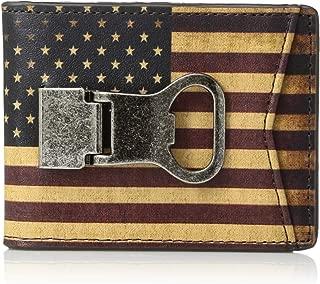 flag money clip