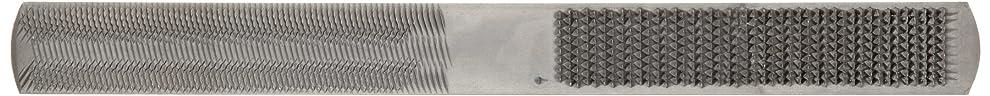写真撮影天窓バルーンNicholson Combination Rasp/Hand File without Tang (Boxed), American Pattern, Half-Round, 8 Length by Apex Tool Group
