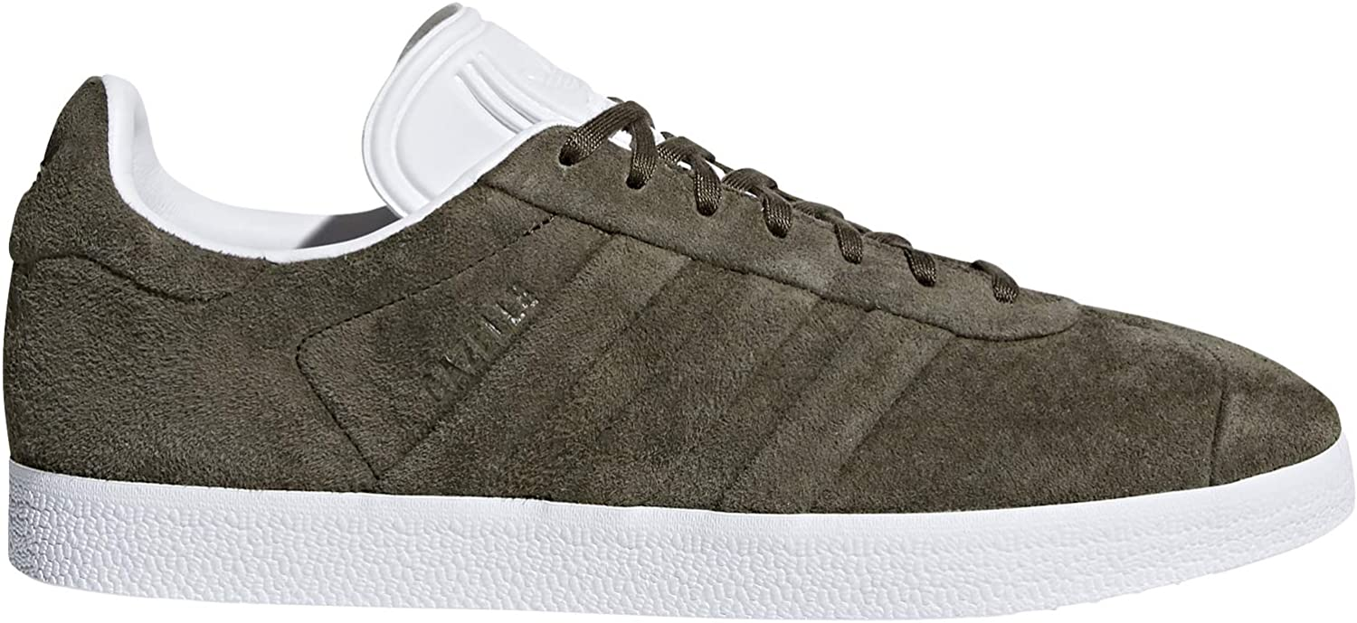 Adidas Men's Gazelle Stitch and Turn Low-Top Sneakers