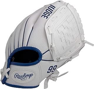 Rawlings Official MLBPA Aaron Judge Player Series Youth Baseball/Tball Glove