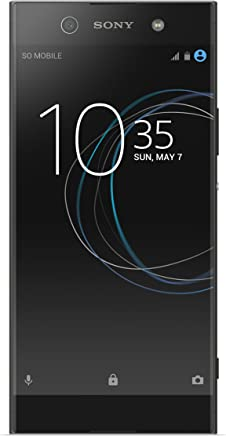 "Sony Xperia XA1 Ultra 6"" Factory Unlocked Phone - 32GB - Black (U.S. Warranty)"