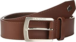5b7d4e32ed3f Narcissus Navy Blue Turkish Delight Lapwing. Lacoste. Thick Buckle Belt