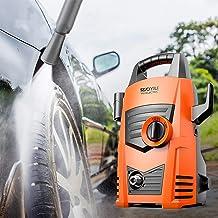 LIXUDECO hogedruk wasmachine slang Elektrische hogedrukreiniger 5L / Min hogedrukreiniger draagbare auto wasmachine met Qu...