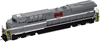 Bachmann GE ES44AC DCC Sound Value Equipped Diesel Locomotive - MONONGAHELA #8025 (with operating ditch lights)  - HO Scale
