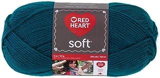 "Coats Yarn"" Red Heart Soft Yarn, Multi-Colour, 20.32 x 8.89 x 8.89 cm"