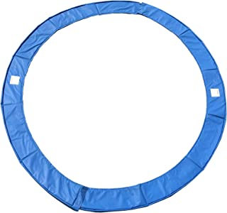 Trampoline Pro Trampoline Pads | Round 12ft & 14ft & 15ft | Square 13ft x 13ft & 14ft x 14ft | Blue and Green