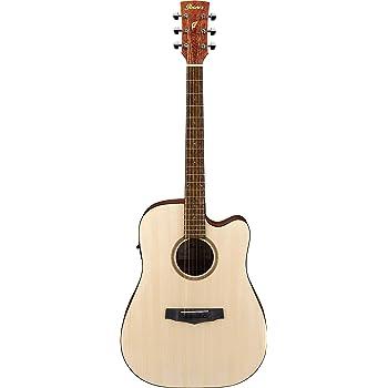 Ibanez PF-Serie - Guitarra acústica (cutaway, dreadnought, 6 ...
