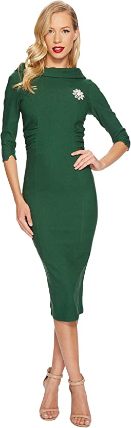 Unique Vintage - Lucinda Wiggle Dress