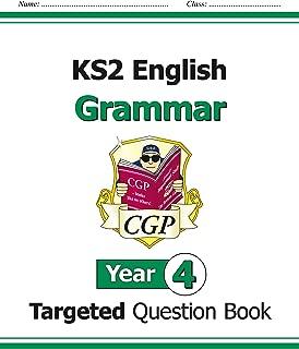KS2 English Targeted Question Book: Grammar - Year 4