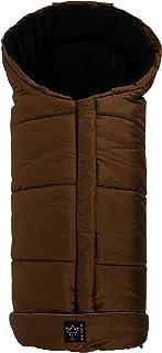 Kaiser 6570835   Fußsack 'Iglu Thermo Fleece', Farbe: braun