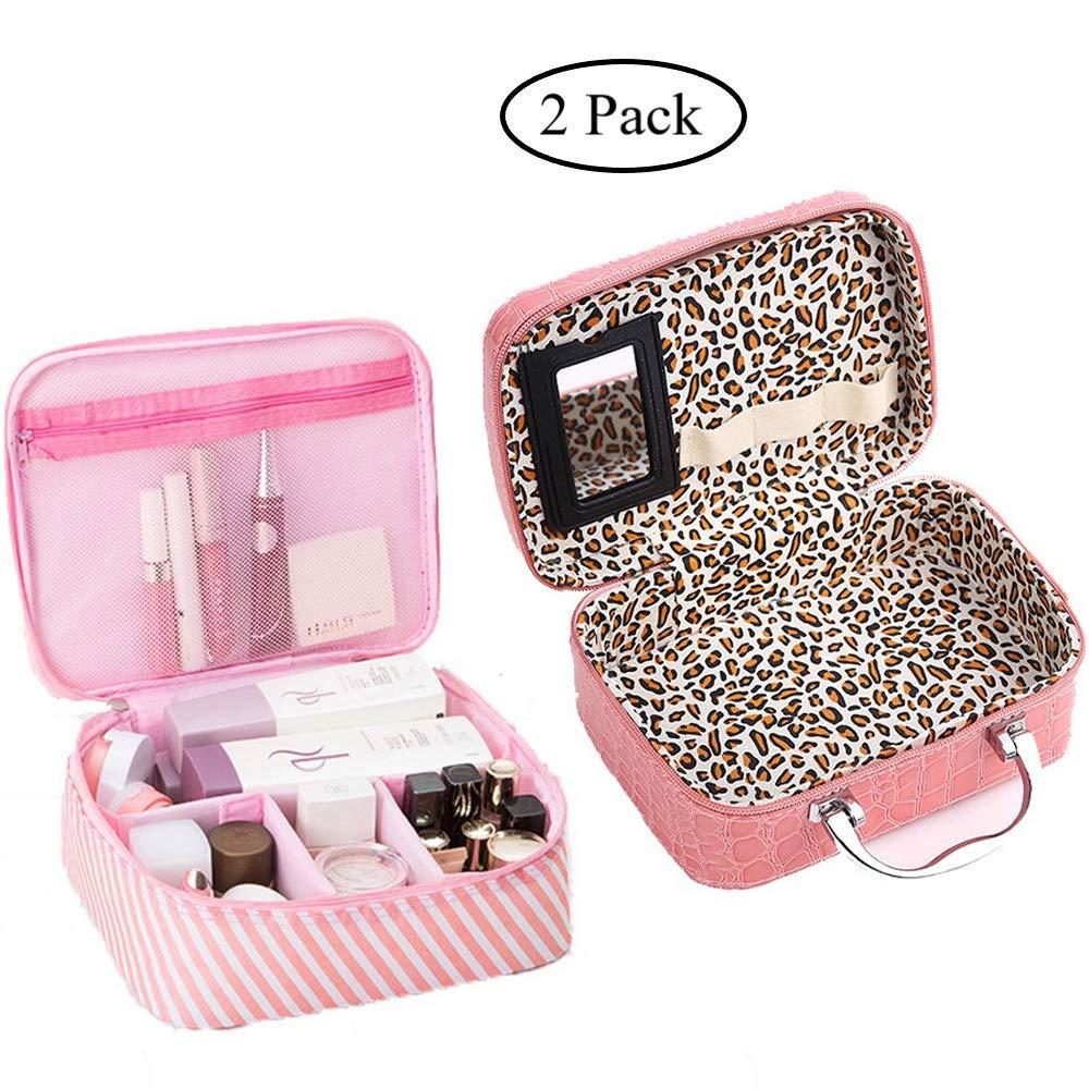 2ピーストラベル化粧品袋化粧品ケースボックス収納袋化粧品化粧ブラシ化粧品デジタルアクセサリー