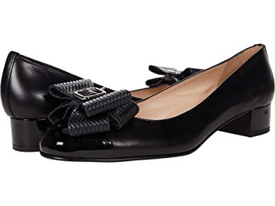 French Sole Hilary (Black Nappa Vermont) Women